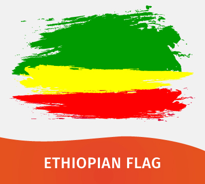 The Ethiopian Flag